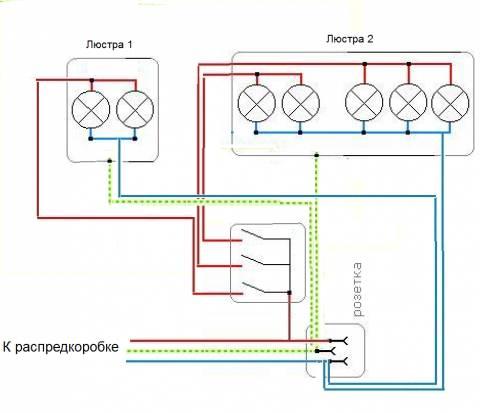 Схема усилителя на tl062