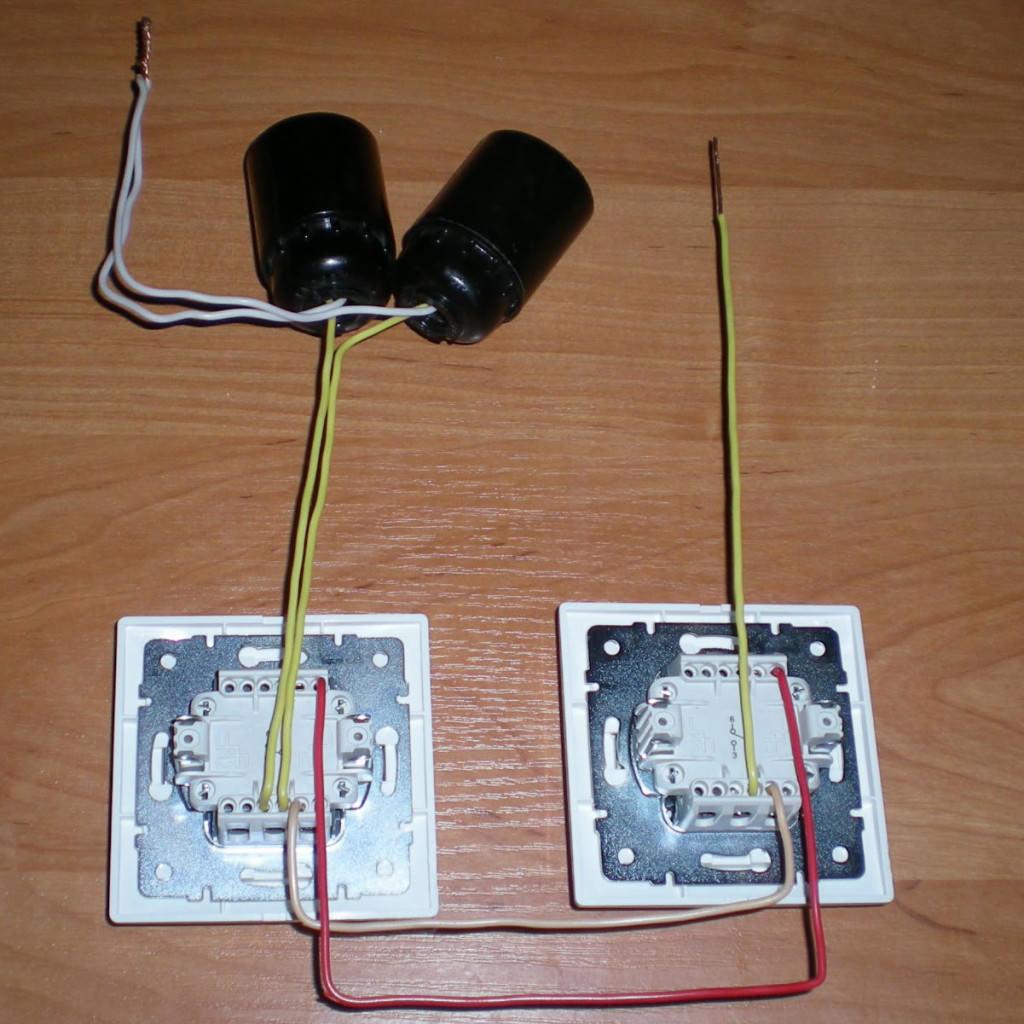 Инструкция и фото по самостоятельному монтаж и замене выключатели и розетки. Установка диммера