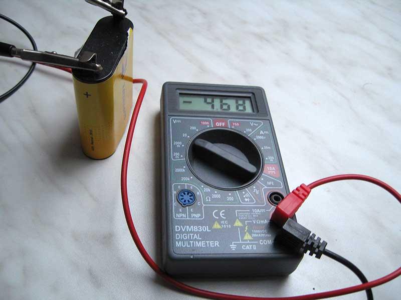 сколько как проверить вилку электроприбора мультиметром хотите снять
