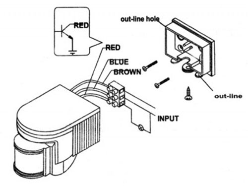 Jak Podłączyć Czujnik Ruchu I Przełącznik Konfiguracja