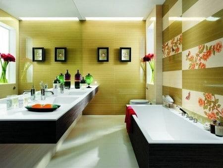 Projekt Długiej I Wąskiej łazienki Pomysły Na Projekt